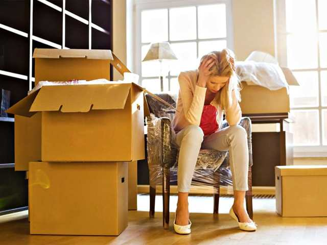 Как платится квартплата, если в квартире никто не прописан