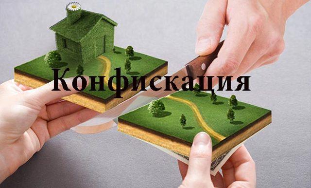 В каких случаях происходит конфискация земельного участка