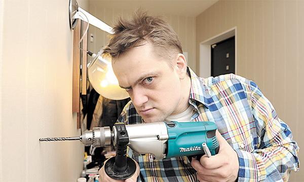 Время проведения шумных работ в многоквартирном доме