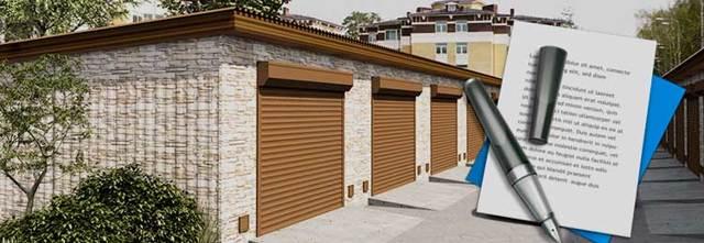 Как заключить договор аренды гаража в 2020 году физическому лицу