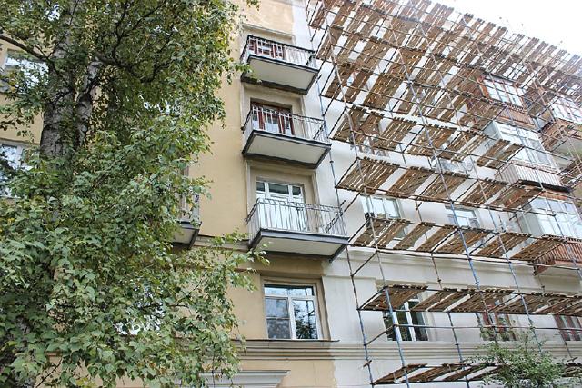 Кто отвечает за капитальный ремонт фасада многоквартирного дома