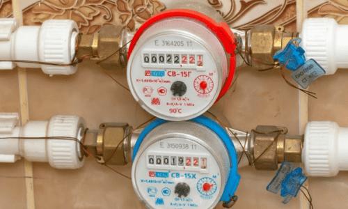 Как заменить счетчик воды в квартире: опломбирование водомера