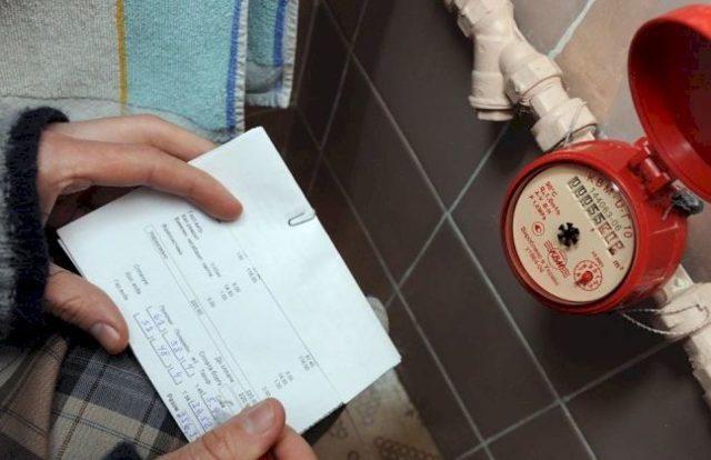 Как снять показания счетчиков воды в квартире в 2020 году