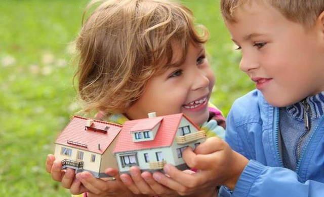 Как происходит выделение доли в частном доме в натуре
