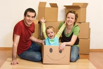 Как прописать несовершеннолетнего ребенка в другую квартиру