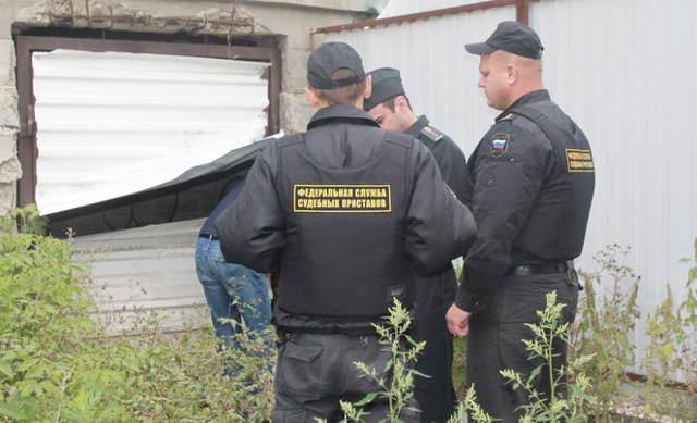 Как происходит арест земельного участка должника судебными приставами