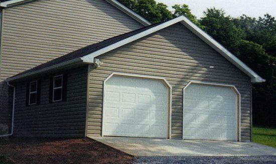Какой оптимальный размер гаража на 2 машины в 2020 году