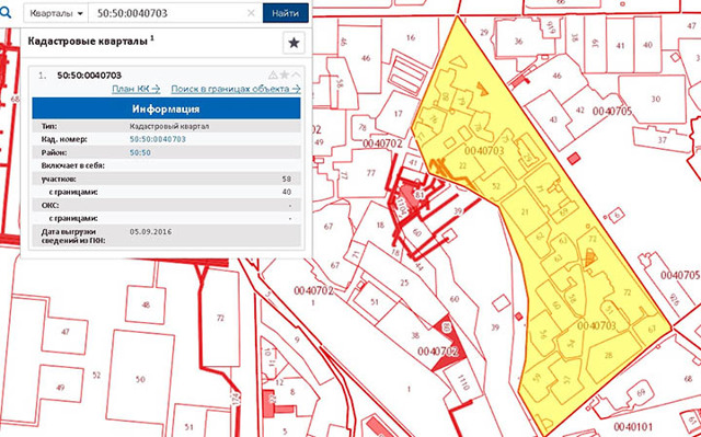 Что такое кадастровый квартал земельного участка в 2020 году