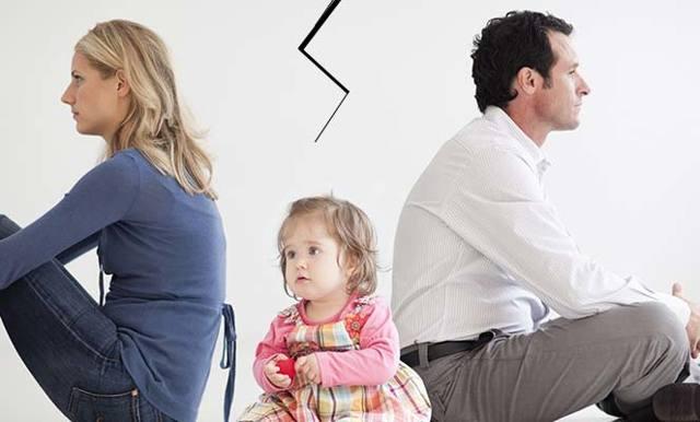 Как происходит деление имущества при разводе супругов с детьми